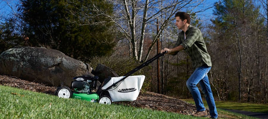 Lawn Boy mowers Newmarket dealer