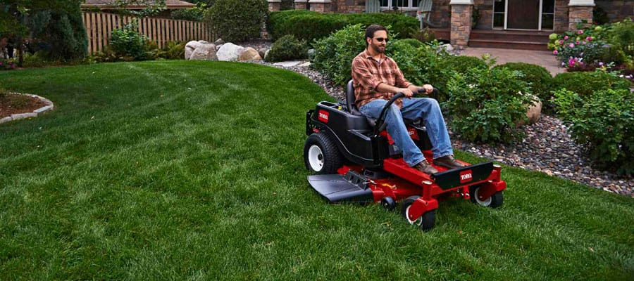 Toro lawn mowers Newmarket dealer