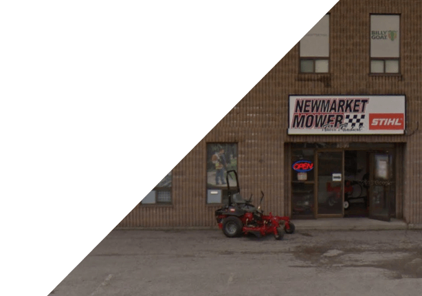 Newmarket Mower dealer storefront