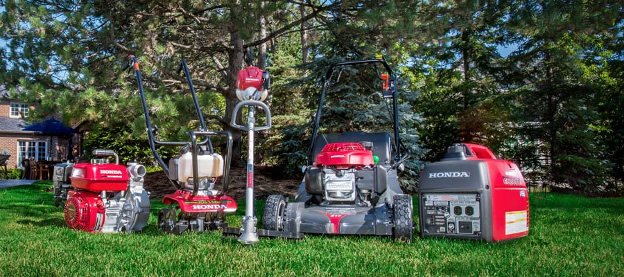honda power equipment dealer newmarket mower