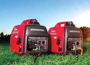 Honda power generators dealer Newmarket