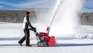 Honda dual stage Snowblower dealer Newmarket