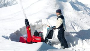 Honda hybrid Snowblower dealer Newmarket