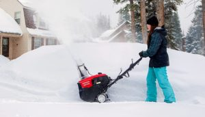 Honda single stage Snowblower dealer Newmarket