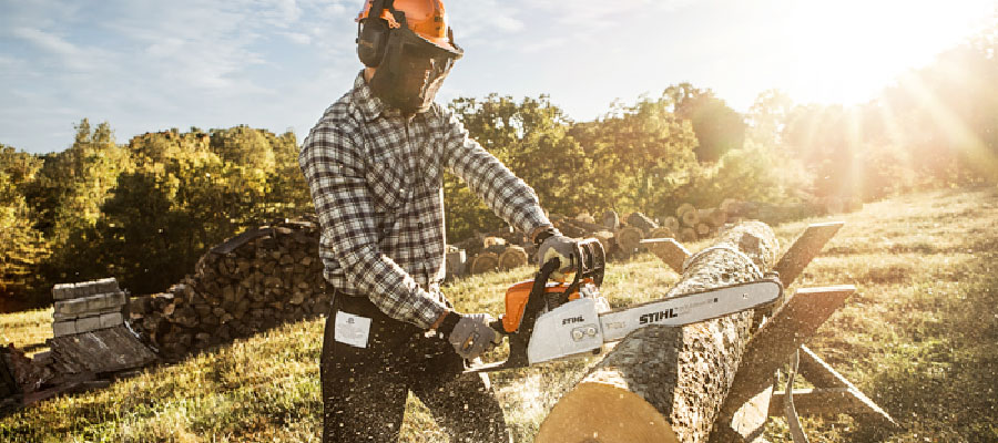 Stihl Chainsaws Power Equipment Service and Parts Newmarket Dealer